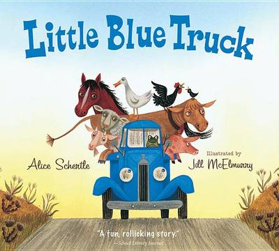 Picture of Little Blue Truck Board Book