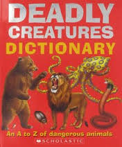 Picture of Deadly Creatures Dictionary