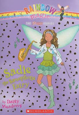 Picture of Sadie the Saxophone Fairy