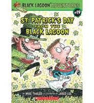 Picture of St. Patrick's Day from the Black Lagoon