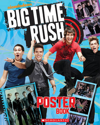 Picture of Big Time Rush Poster Book