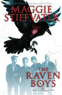Picture of The Raven Boys