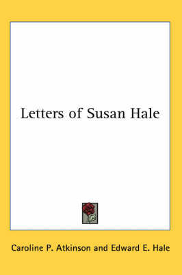 Picture of Letters of Susan Hale