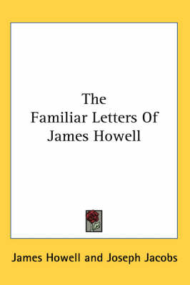 Picture of The Familiar Letters Of James Howell