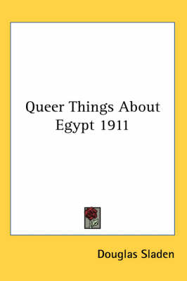 Picture of Queer Things About Egypt 1911