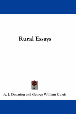 Picture of Rural Essays