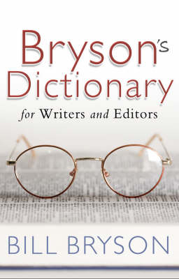 Picture of Bryson's Dictionary: For Writers and Editors