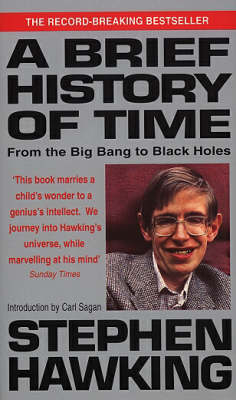 Picture of A Brief History of Time: From Big Bang to Black Holes