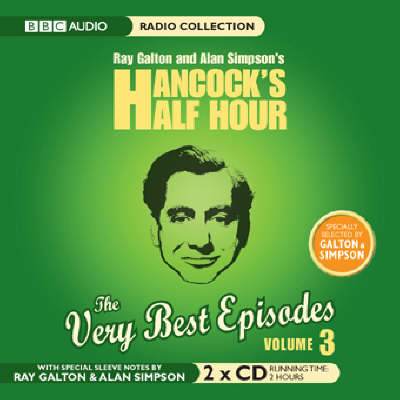 Picture of Hancock's Half Hour, the Very Best Episodes: v. 3