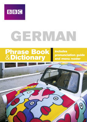 Picture of BBC German Phrasebook & Dictionary