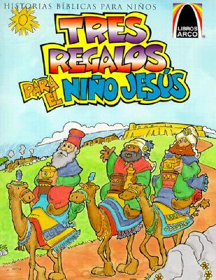 Picture of Tres Regalos Para el Nino Jesus: Mateo 2.1-12 Para Ninos