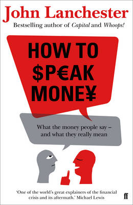 Picture of How to Speak Money