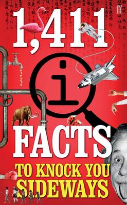 Picture of 1,411 QI Facts to Knock You Sideways