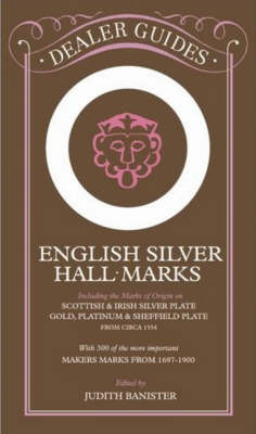 Picture of English Silver Hallmarks