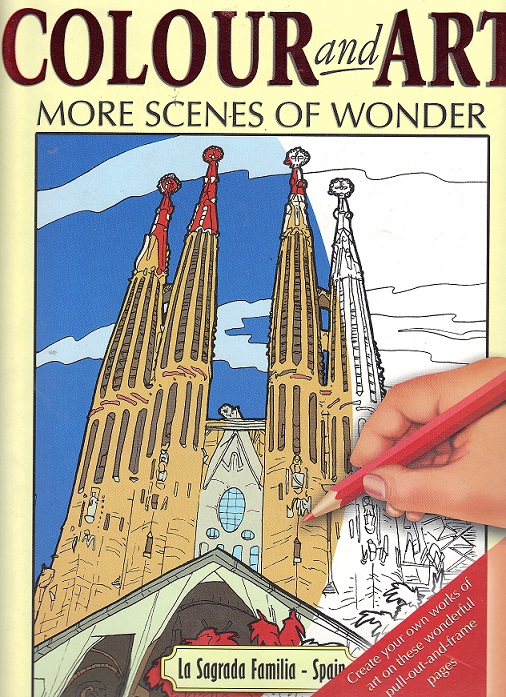 Picture of Colour & Art- More Scenes of Wonder