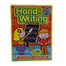 Picture of HAND-WRITING 5-7 YEARS
