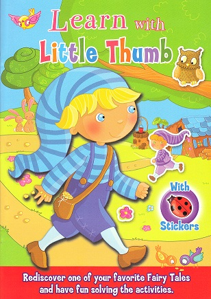 Picture of LEARN WITH- LITTLE THUMB
