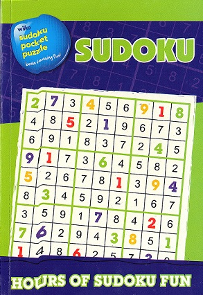 Picture of Pocket Puzzles - Sudoku - Green