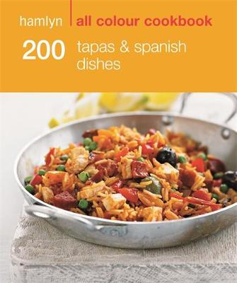Picture of 200 Tapas & Spanish Dishes