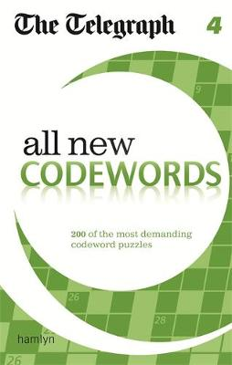 Picture of Telegraph All New Codewords 4
