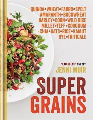 Picture of Supergrains: Wheat - Farro - Spelt - Kamut - Amaranth - Buckwheat - Barley - Corn - Wild Rice - Millet - Teff - Sorghum - Chia - Oats - Rice - Rye - Triticale - Quino