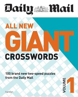 Picture of Daily Mail All New Giant Crosswords 1