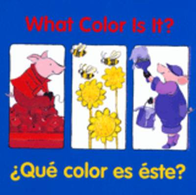 Picture of What Color Is It?