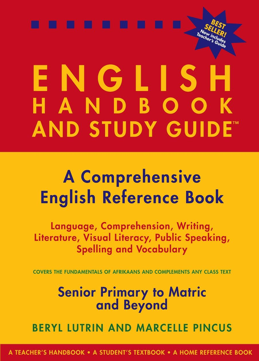 Picture of The English handbook and study guide