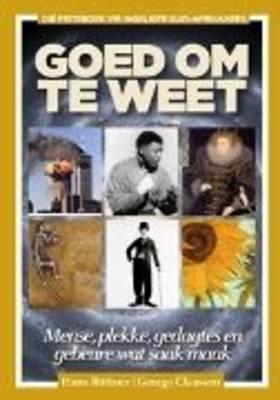 Picture of Goed om te weet