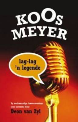 Picture of Koos Meyer: Lag-lag 'n legende