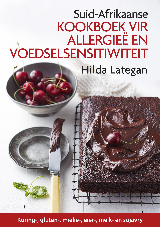 Picture of SA kookboek vir allergiee en voedselsensitiwiteit
