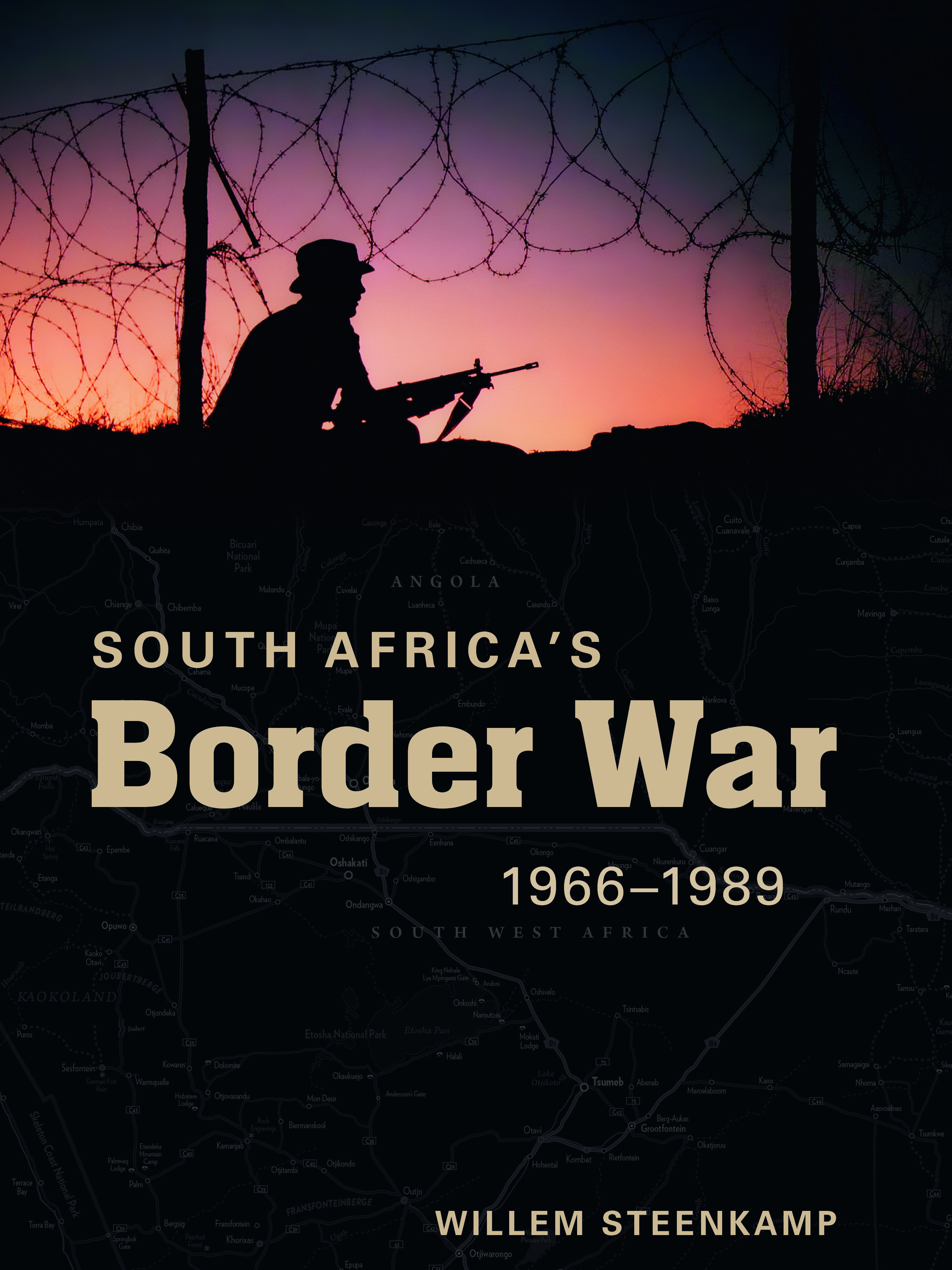 Picture of South Africa's Border War 1966-1989