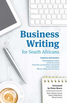 Picture of Business writing for South Africans