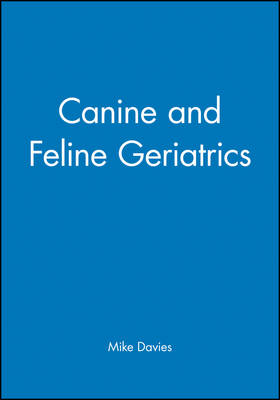 Picture of Canine and Feline Geriatrics