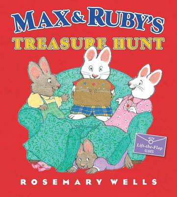 Picture of Max and Ruby's Treasure Hunt