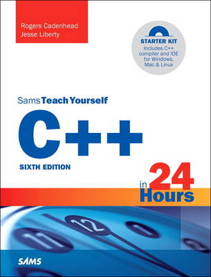 Picture of C++ in 24 Hours, Sams Teach Yourself