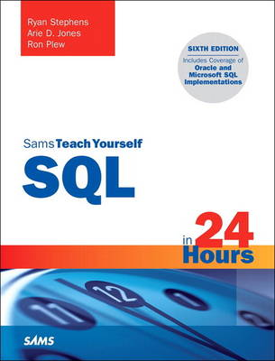 Picture of SQL in 24 Hours, Sams Teach Yourself