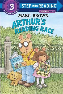 Picture of Arthur's Reading Race