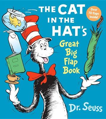 Picture of The Cat in the Hat's Great Big Flap Book