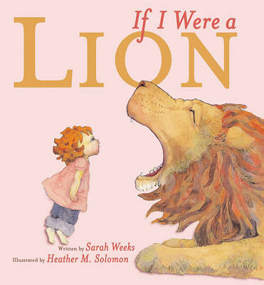 Picture of If I Were A Lion