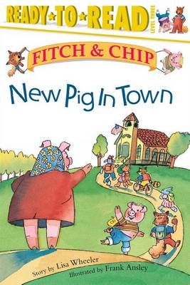 Picture of New Pig in Pig Town