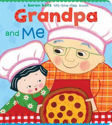 Picture of Grandpa and Me: A Lift-the-flap book