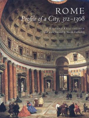 Picture of Rome: Profile of a City, 312-1308