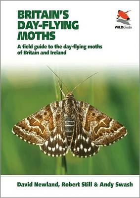 Picture of Britain's Day-Flying Moths: A Field Guide to the Day-Flying Moths of Britain and Ireland