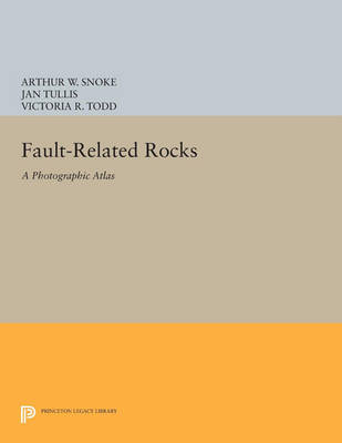 Picture of Fault-Related Rocks: A Photographic Atlas