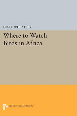 Picture of Where to Watch Birds in Africa