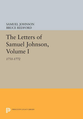 Picture of The Letters of Samuel Johnson: 1731-1772