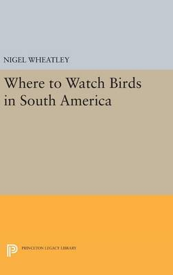 Picture of Where to Watch Birds in South America