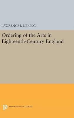 Picture of Ordering of the Arts in Eighteenth-Century England