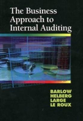Picture of The business approach to internal auditing